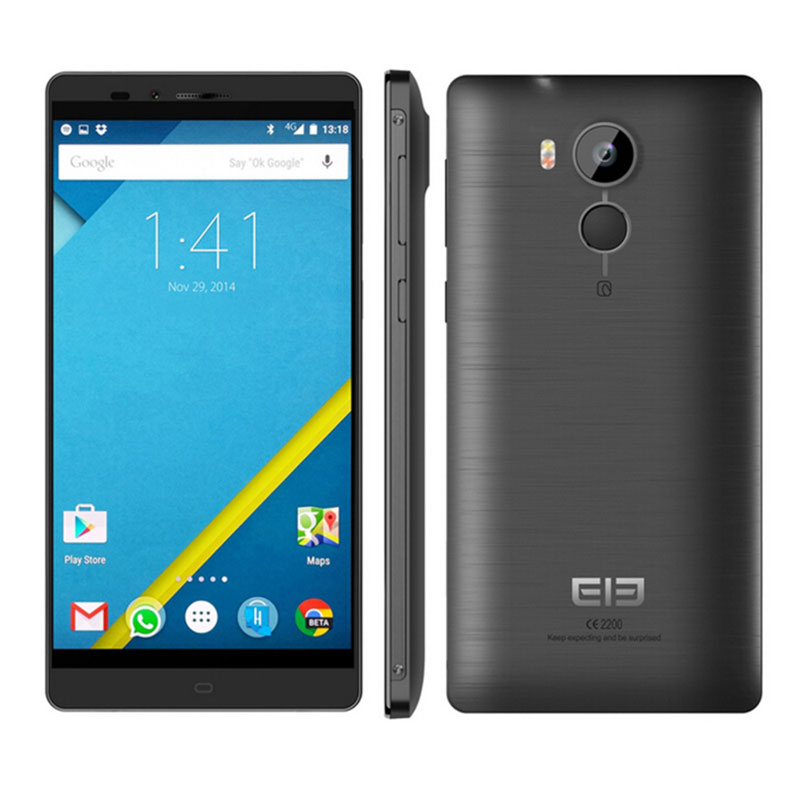 "Elephone Vowney Lite 5.5"" 3+16G MTK6795 Octa Core Mobile Phone"