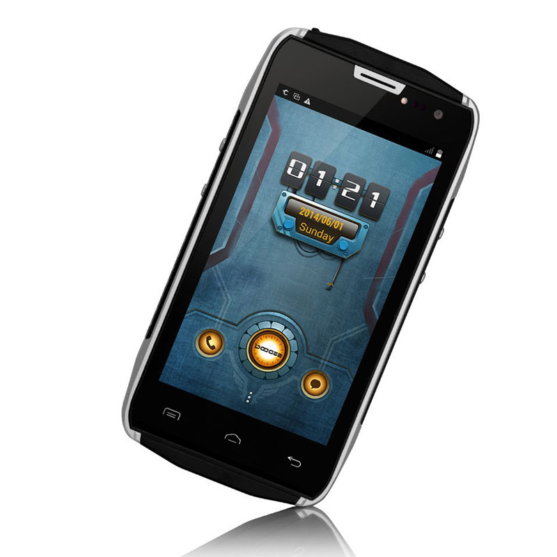 "Doogee DG700 4.5"" 1+8G MT6582 Quad Core Mobile Phone"