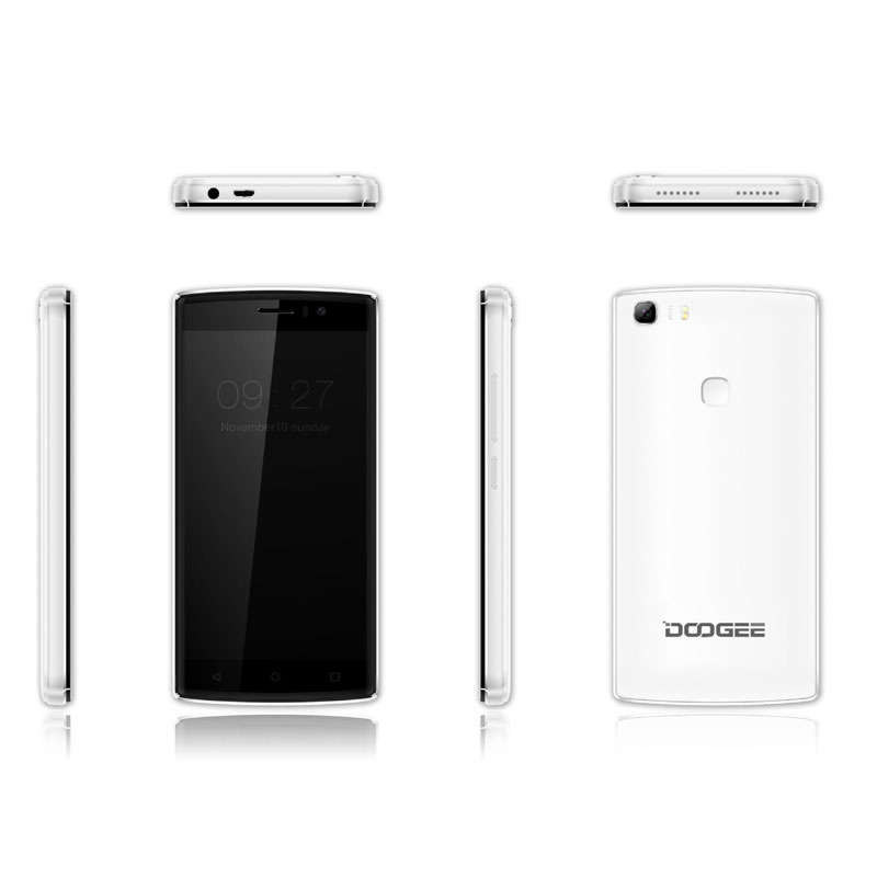"Doogee X5 Max 5.0"" 1+8G MTK6580 Quad Core Mobile Phone"