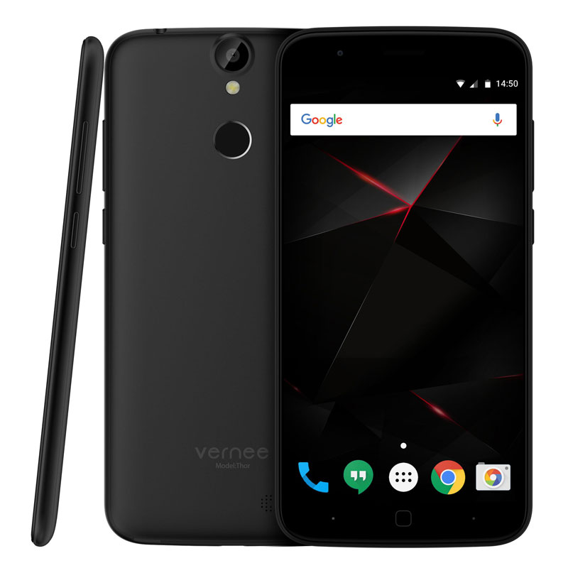 "Vernee Thor 5.0"" 3+16G MTK6753 Octa Core Mobile Phone"