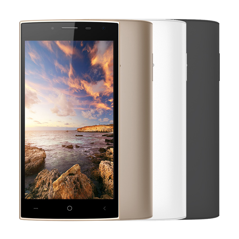 "Leagoo Alfa5 5.0"" 1+8G SC7731 Quad Core Mobile Phone"