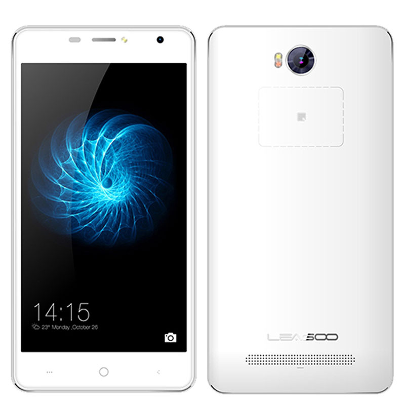 "Leagoo Alfa2 5.0"" 1+16G MTK6580A Quad Core Mobile Phone"