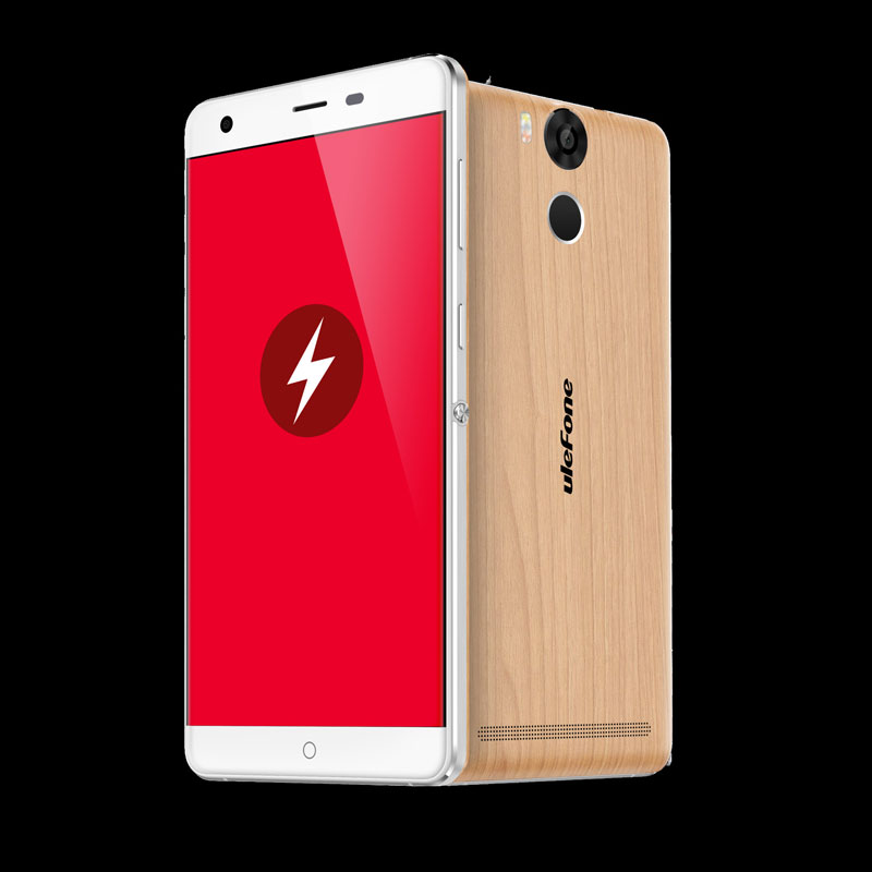 "Ulefone Power 5.5"" 3+16G MTK6753 Octa Core Mobile Phone"