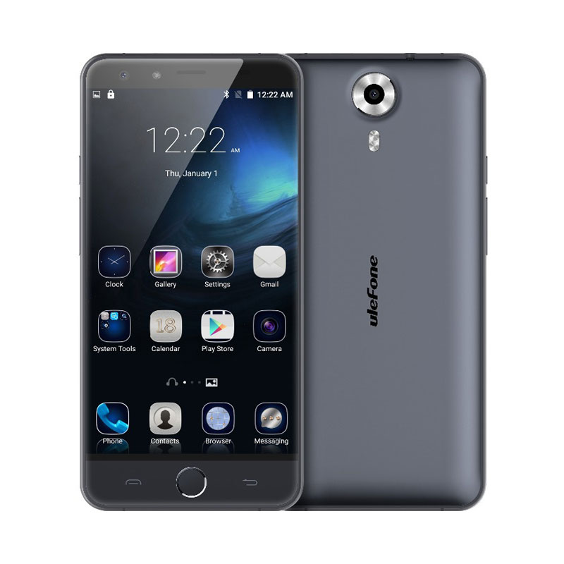 "Ulefone Be Touch3 5.5"" 3+16G MTK6753 Octa Core Mobile Phone"