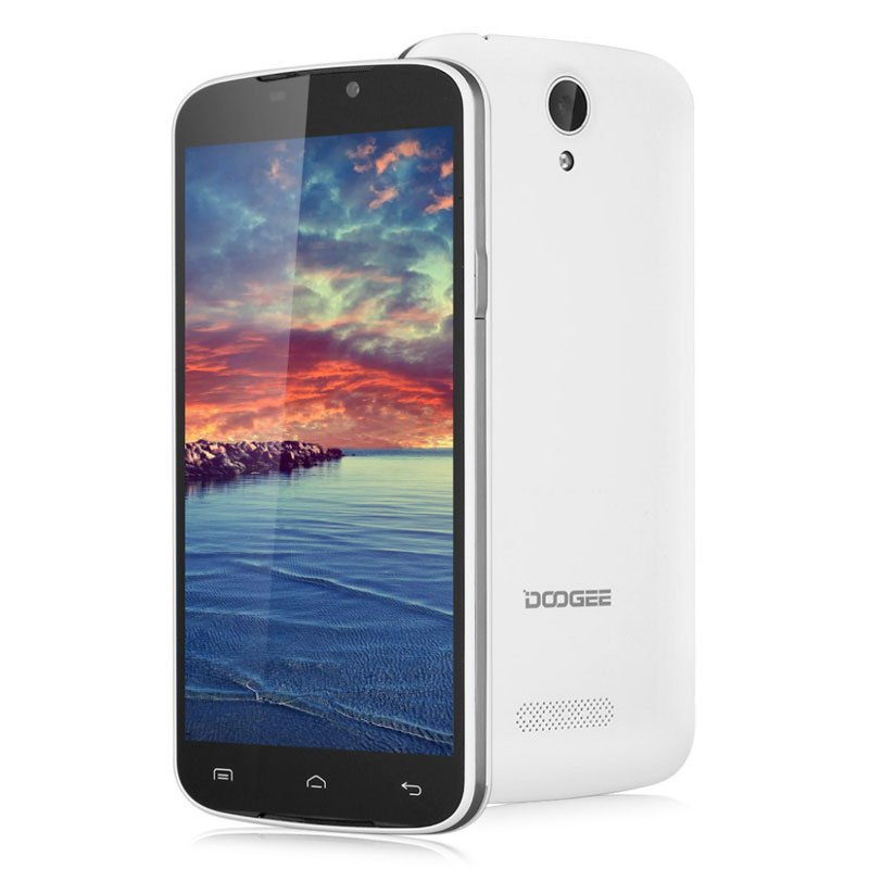 "DOOGEE X6 Pro 5.5"" 2G+16G MTK6735 Quad Core Mobile Phone"