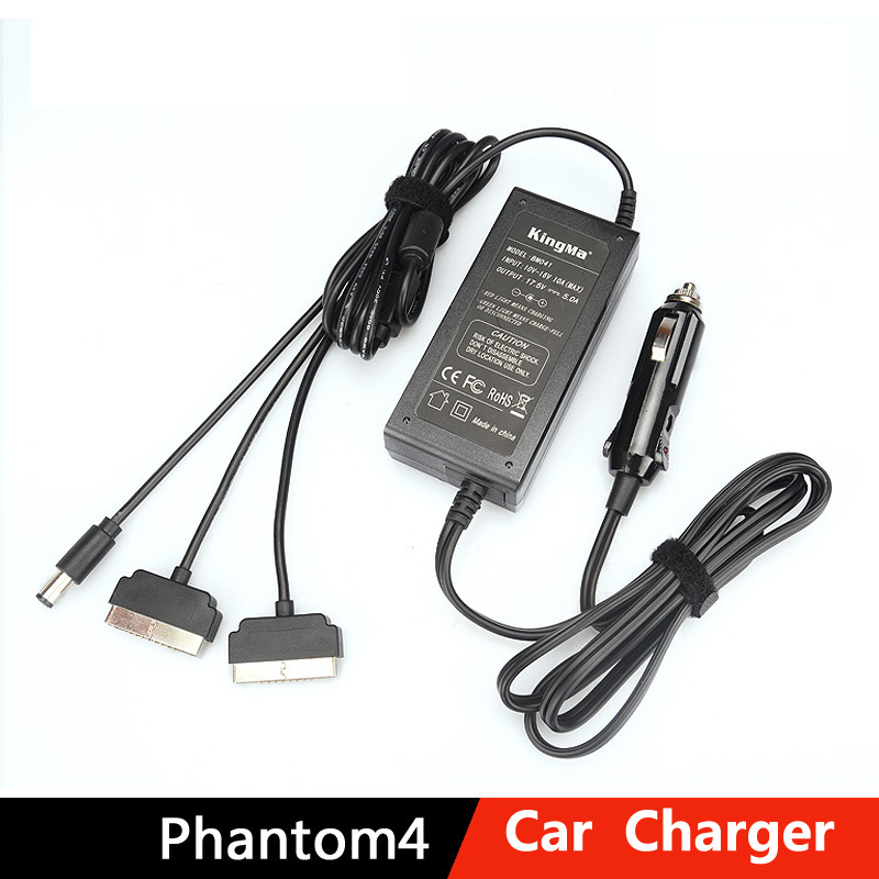 DJI phantom4 car Battery & Remote Controller charger Dual Charger fast-charging parts