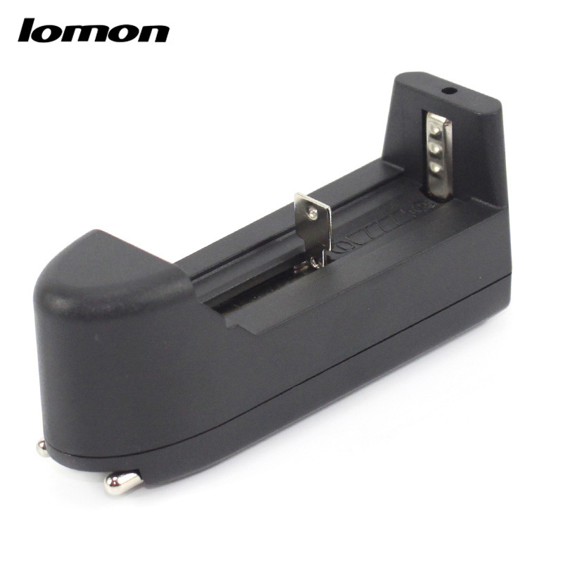 Lomon Euro Plug Battery Charger Wall Home Charger for Rechargeable Batteries P10-2