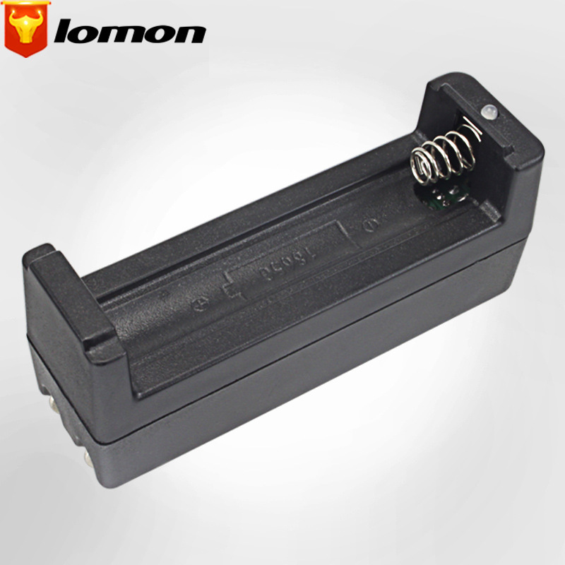 Lomon 4.2V 18650 Battery Charger Wall Home Charger for Rechargeable Batteries P10-3