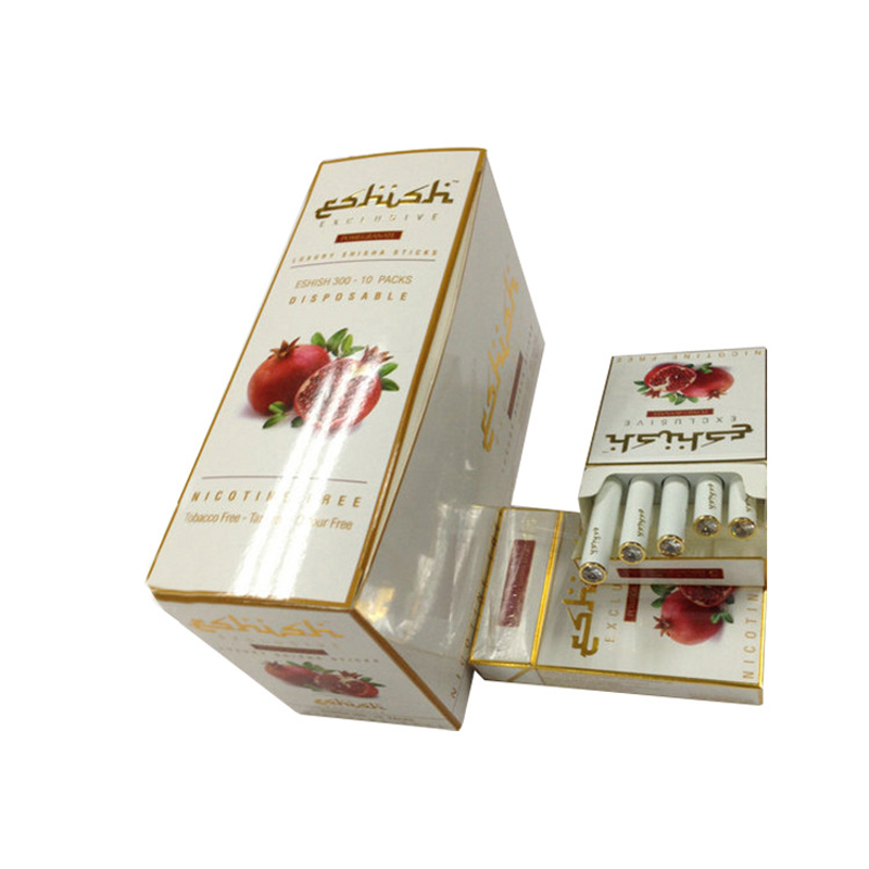 Health New Style Fruit Flavor Electronic Cigarette eshish