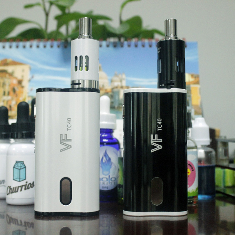 Fashion Temperature Controlled Electronic Cigarette Kits