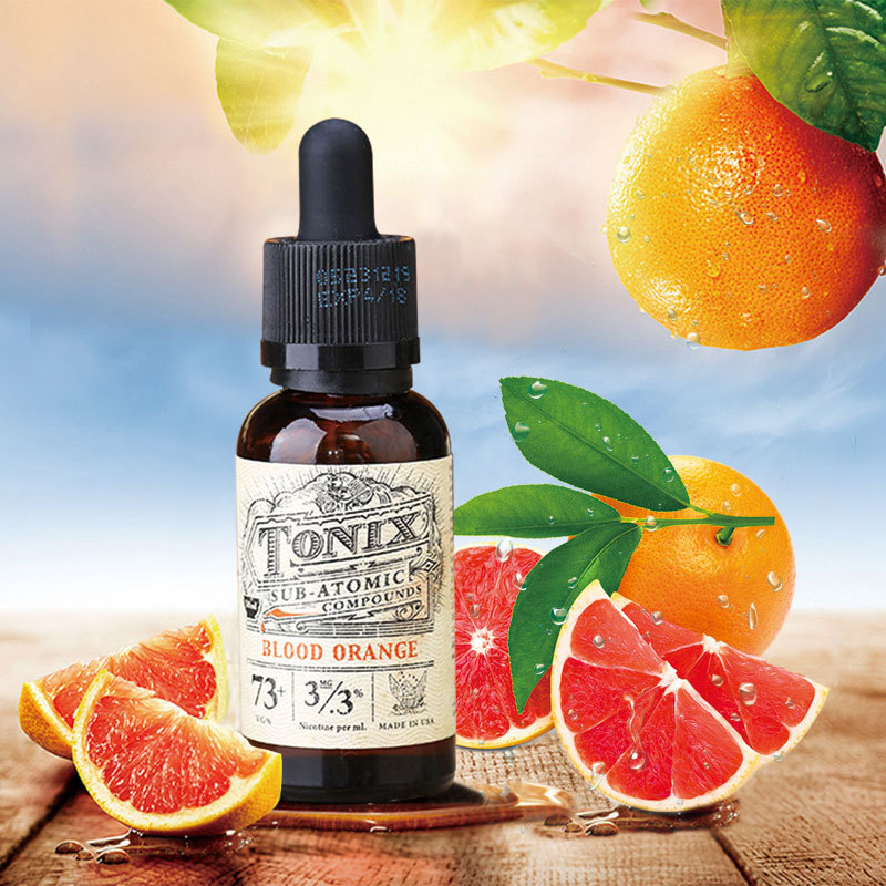 New Electronic Cigarette Fruit Flavor E-juice Liquid