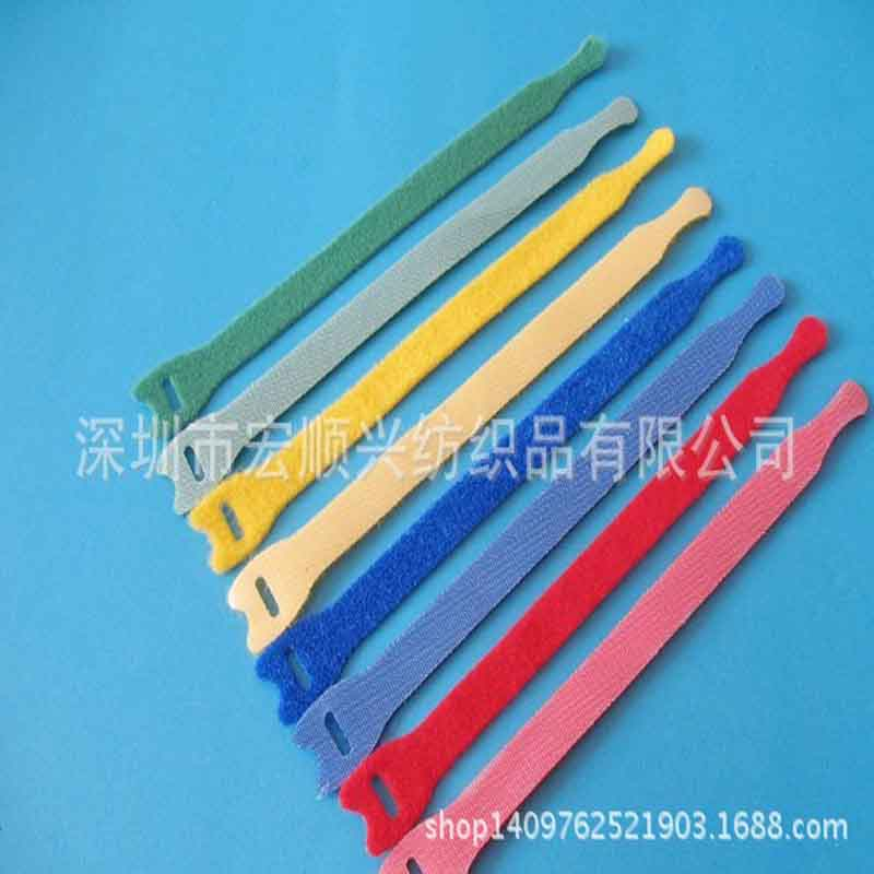 11*145mm Back-to-Back strap Thin Velcro buckle tie P magic paste wholesale