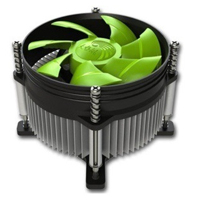 9CM PC Computer Fan Quad 4 LED Light 120mm PC Computer Case Cooling Fan Mod Quiet Molex Connector Easy Installed Fan 12V