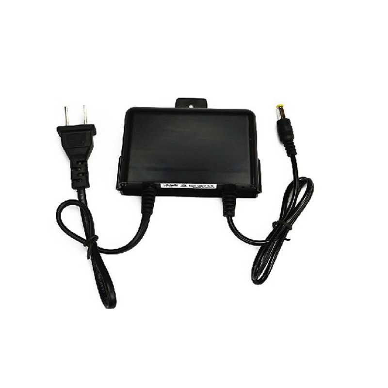 Black Camera Monitoring Power Supply 12V2A Waterproof Power Adapter Switching Power Supply