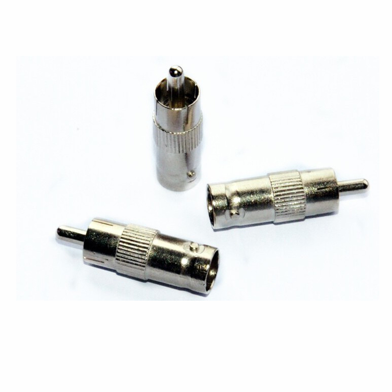 Video Adapter BNC to RCA BNC to AV Adapter BNC Female to AV Male Connector