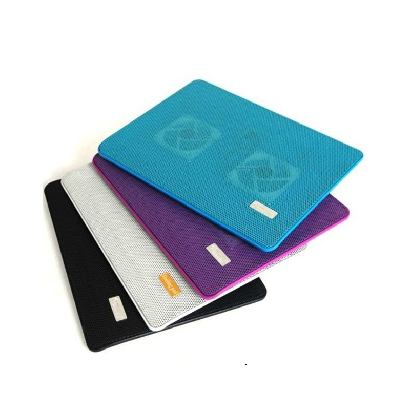 New Laptop PC Cooler Cooling Pad Base Notebook Cooler Computer USB Fan Holder Stand