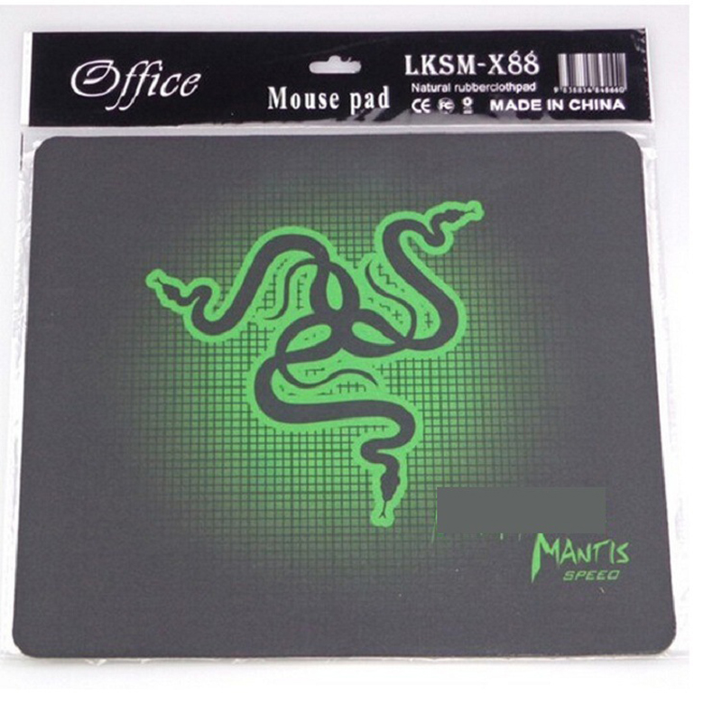 High Quality Pouse Pad Notbook Computer Gaming Mouse Pad Snake Oattern X88