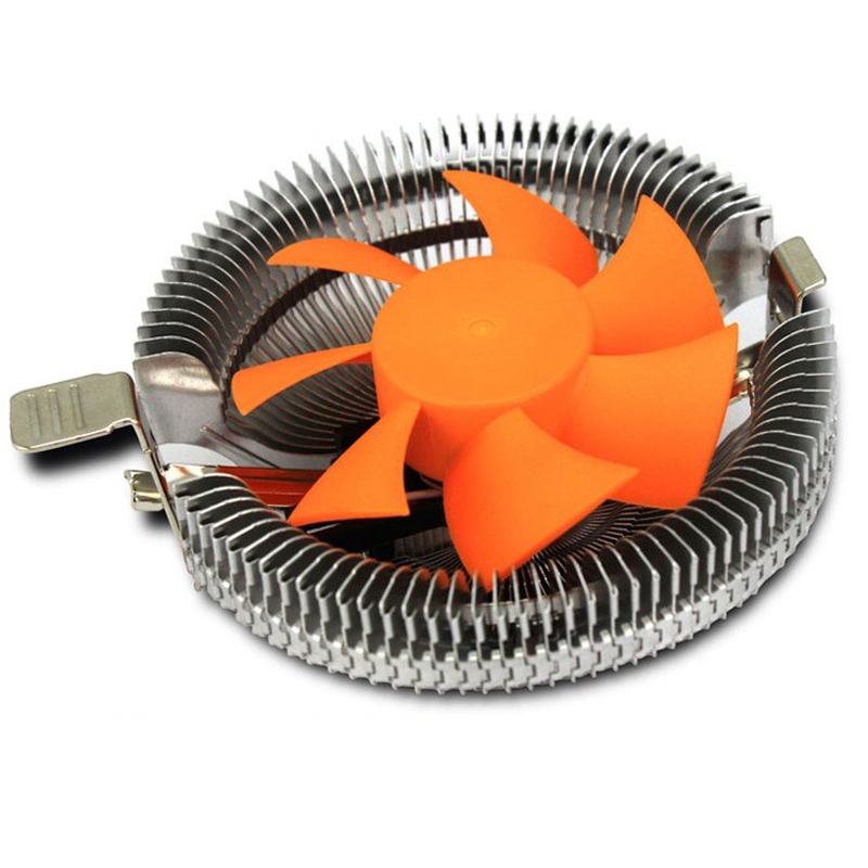 Hot-sale 103mm PC CPU Cooling Fan 12v 4 Pin Computer Case Cooler Connector For Computer