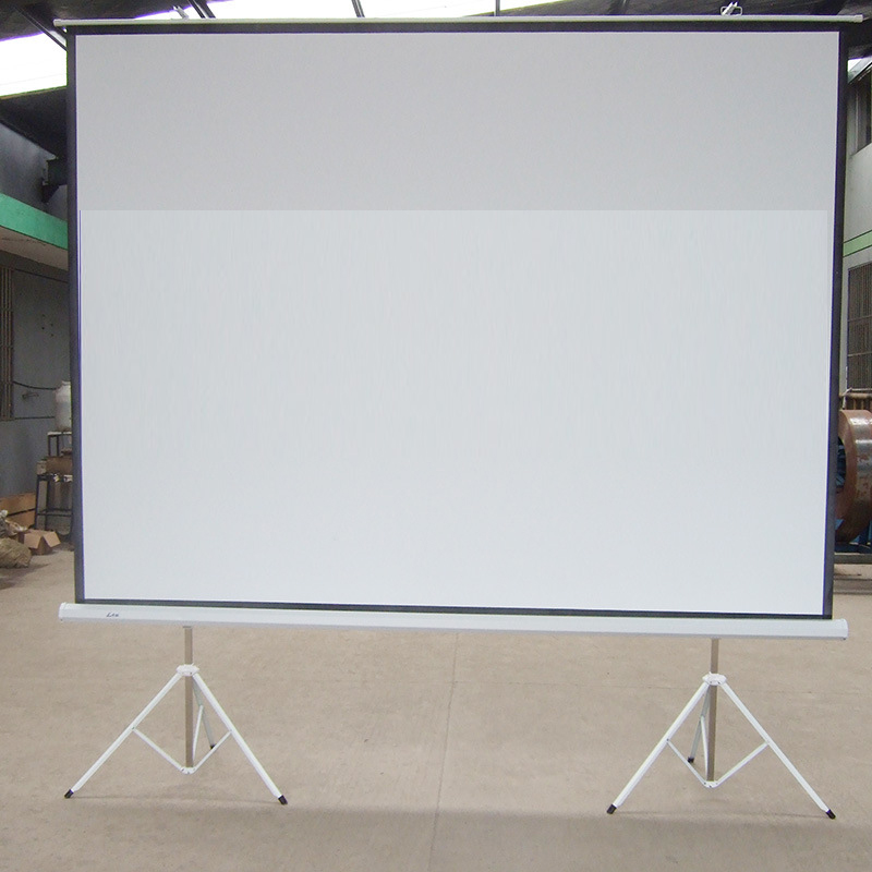 High Quality Rear Projection Screen Special PVC Soft Curtain with Eyelet for Any Projector Home Theater Outdoor Film
