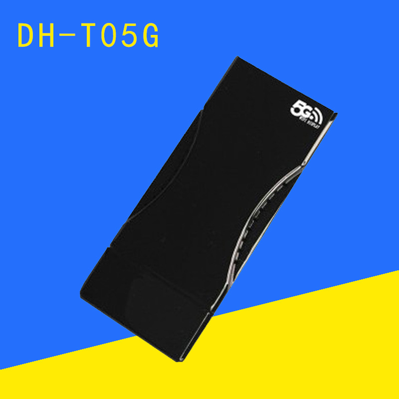 High Definition Wifi Wireless HDMI Display Device With Miracast Airplay Push Treasure Projection For Mobile Phone TV DH-T05G