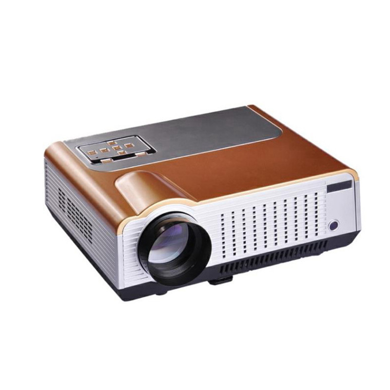 New Computer Projector 1080P HD LED Projector LX580