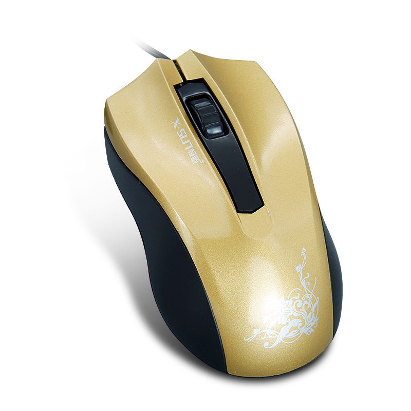 Business USB Wired Mouse Computer Mouse X315