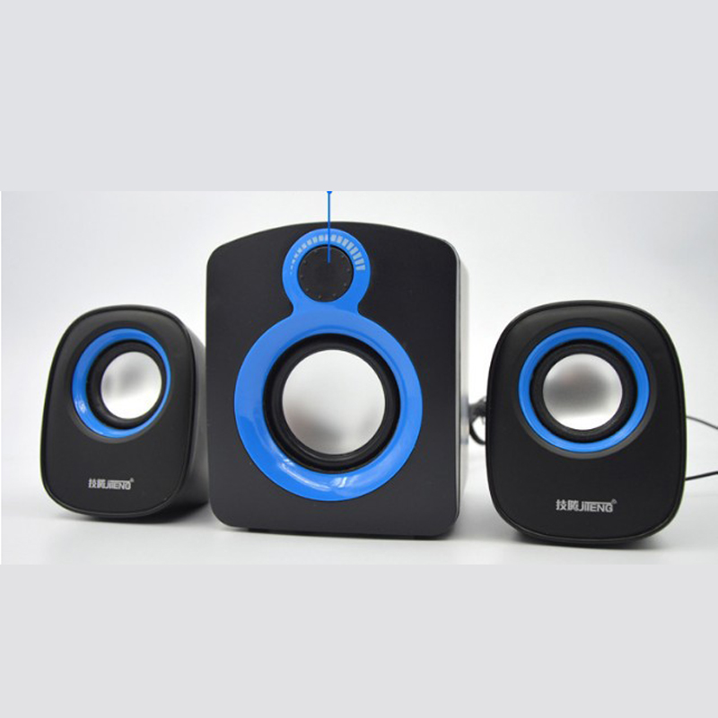 High Quality Multimedia Mini Speaker for Desktop Computer 081