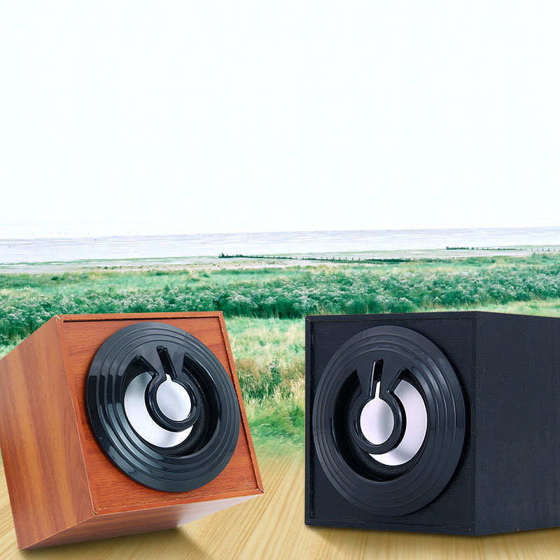 Mini Portable Loudspeaker for Laptop/Desktop Computer M9