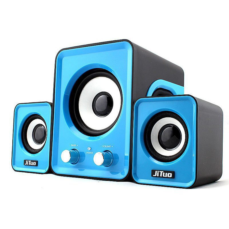Super Fashion Portable Speaker for Laptop JT2802