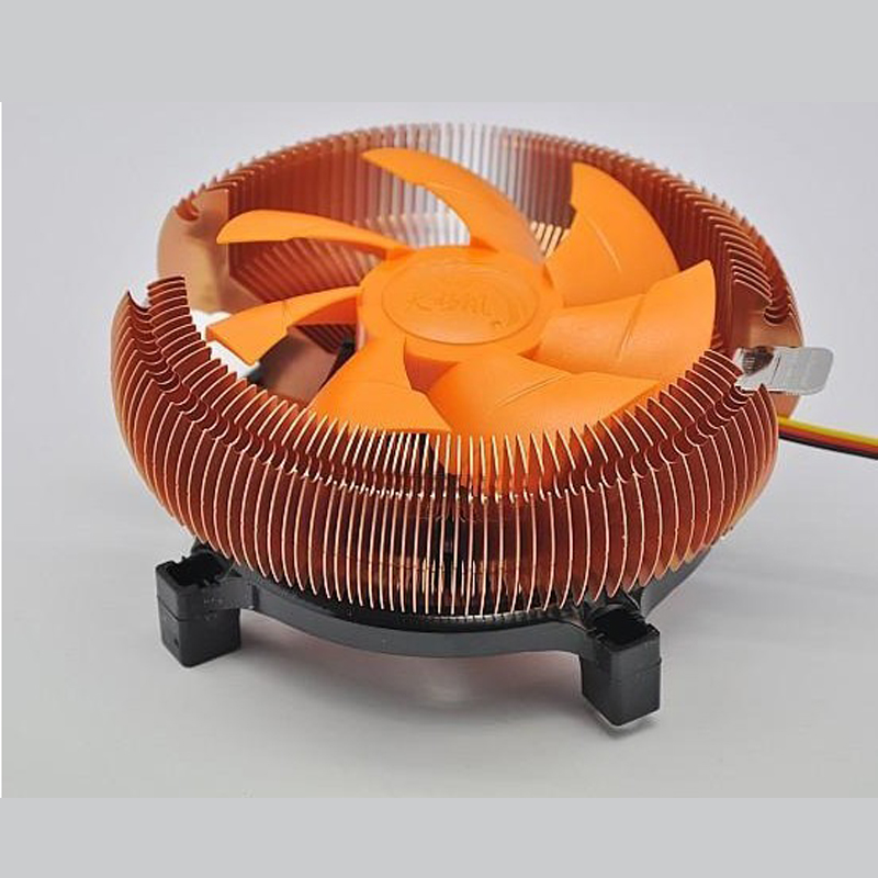 Newest Computer Case CPU Cooling Radiator Fans Design for Intel/AMD