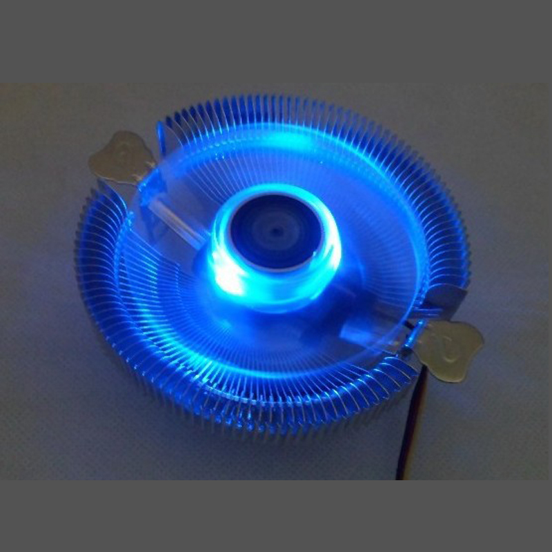 Hot Sale Computer Case CPU Cooling Radiator Fans with LED Light