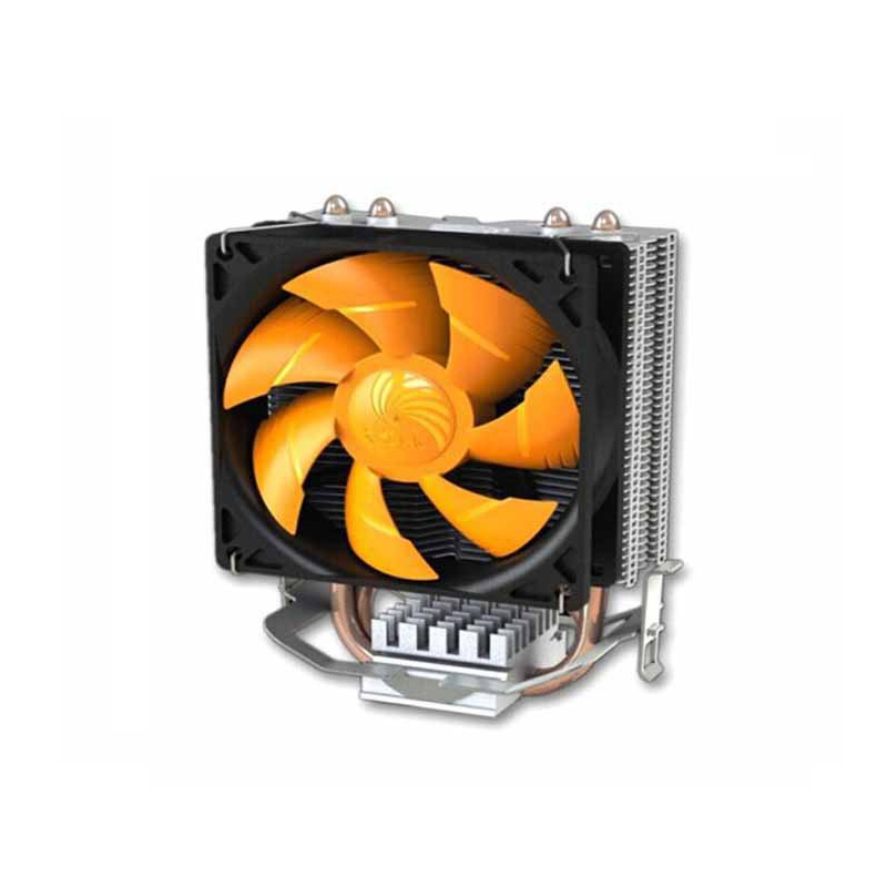 High Quality Cuprum CPU Cooling Radiator Fans for Computer Case