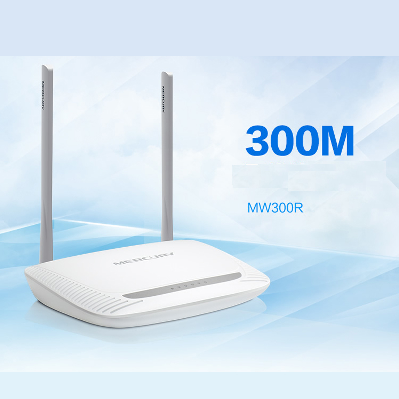 Wireless Wifi Router Transmission Rate Up To 300Mbps Household Router MW300R