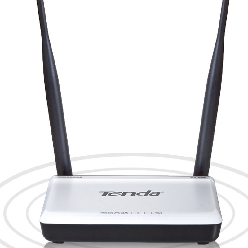 Fashion Mini Wireless Wifi Router Transmission 300Mbps Router N300