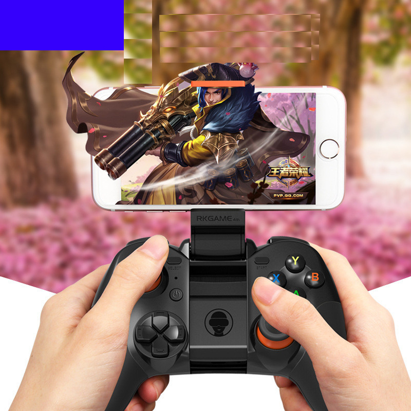 RKGame Wireless Bluetooth Game Controller Joystick Handle