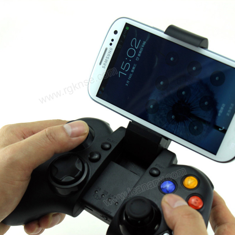 New Design Wireless Bluetooth Game Controller Joystick Handle