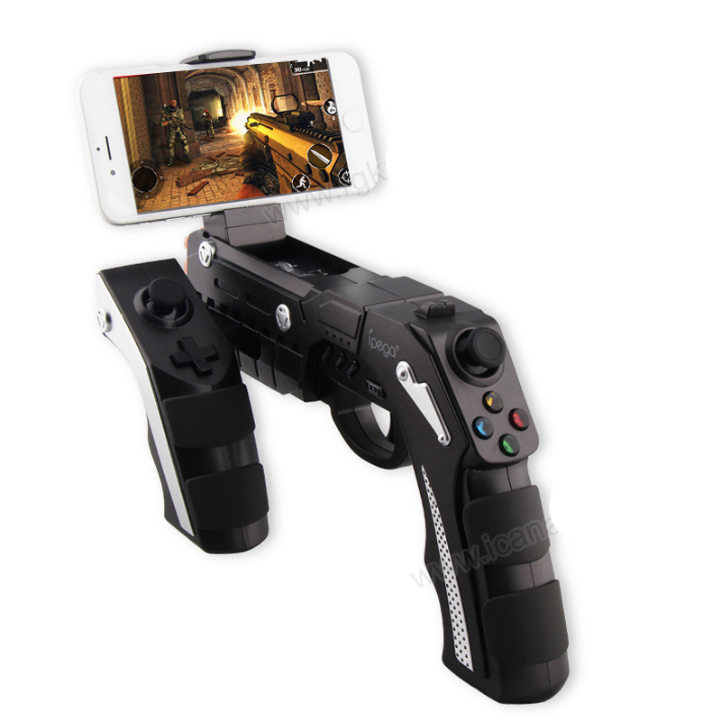 Wireless Bluetooth Game Controller Handle For iOS/Android/PC