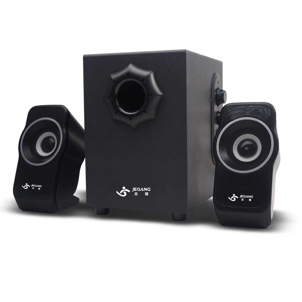 Unique Design Multimedia Sound Box Super Bass Stereo Speaker Subwoofer For Laptop