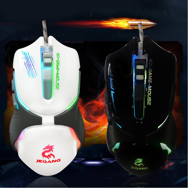 Profession E-Sport Game USB Mouse Wired Mouse JM For Laptop Desktop Computer
