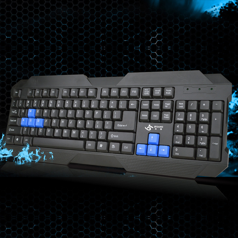 Special Offer USB Weird Waterproof Keyboard For E-Sport Game