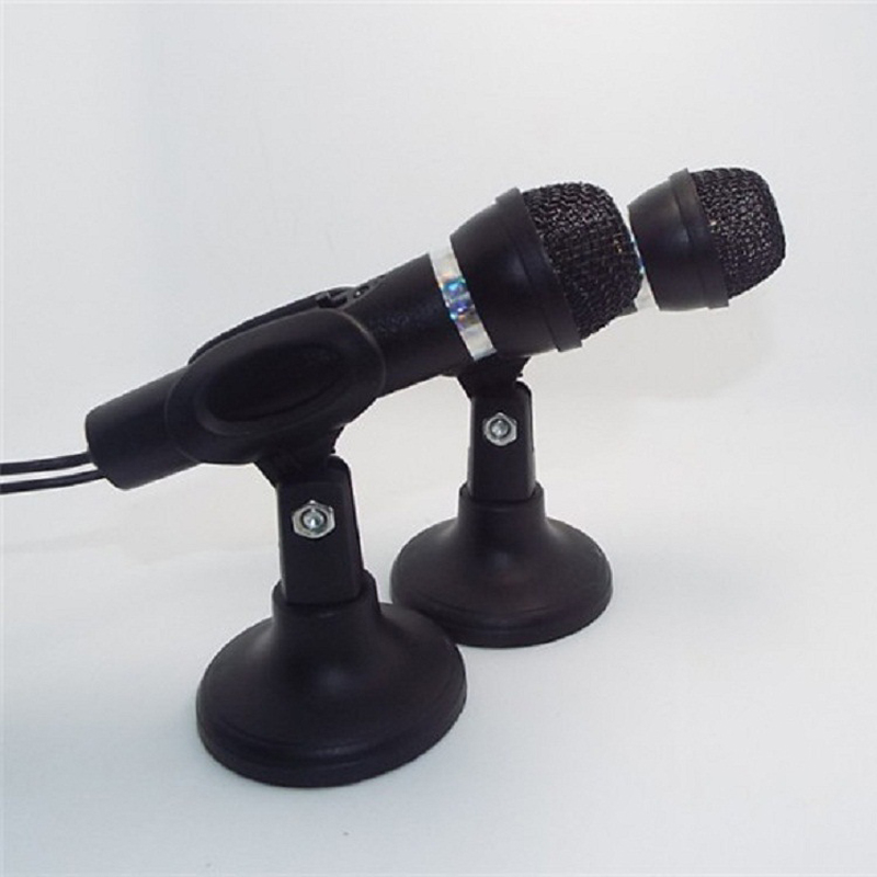 High Quality Microphone Stand Handheld Dynamic Karaoke KTV Microphone For Computer