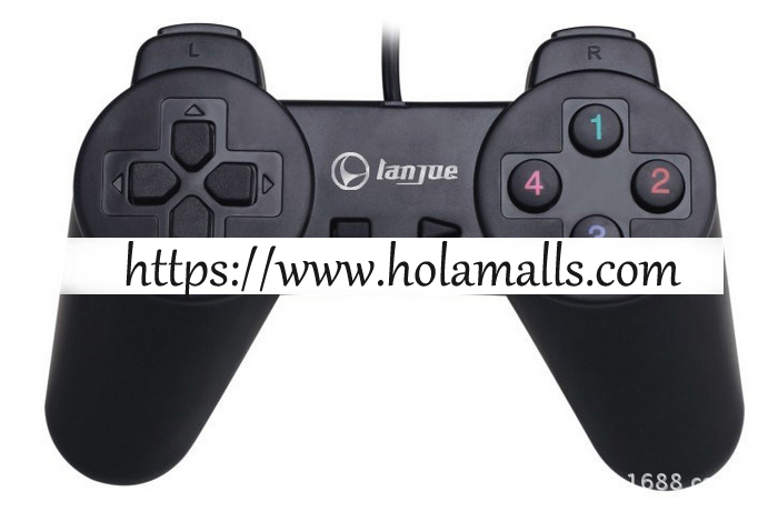 Newest Hot USB Wired Gamepad Joystick Joypad Gamepad Game Controller For PC Laptop Computer