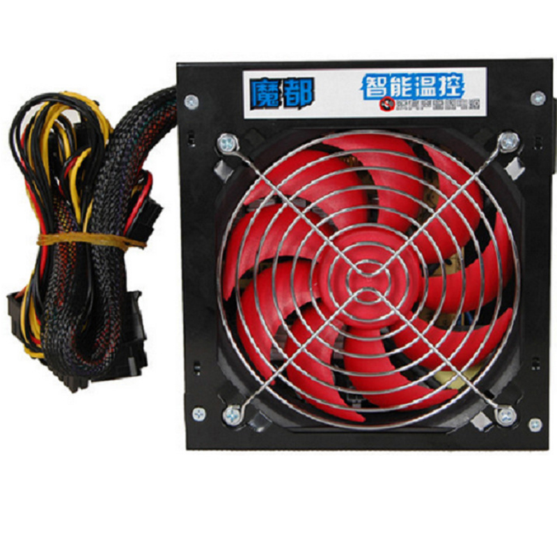 New 300W Quiet Desktop Computer Chassis Power Supply 500F1