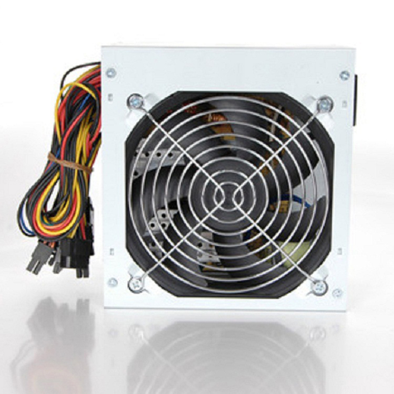 High Quality 450W Quiet Desktop Computer Chassis Power Supply 420