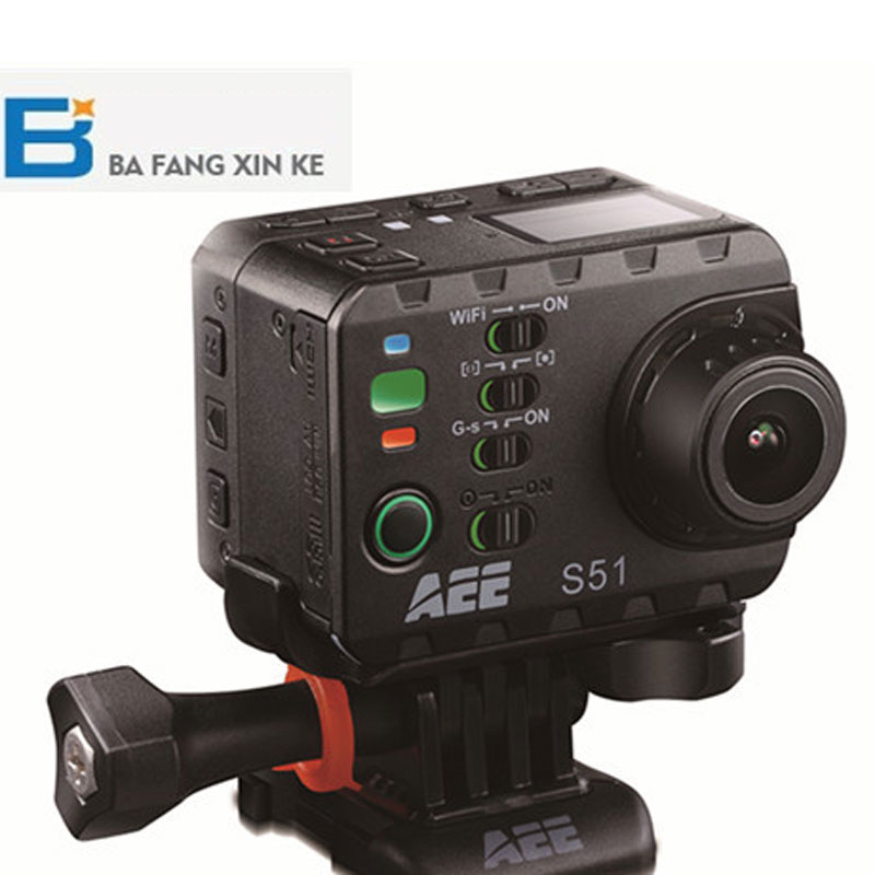 AEE S51 155 Degree Wide Angle Wifi Video Sports Camera With IP65 Waterproof