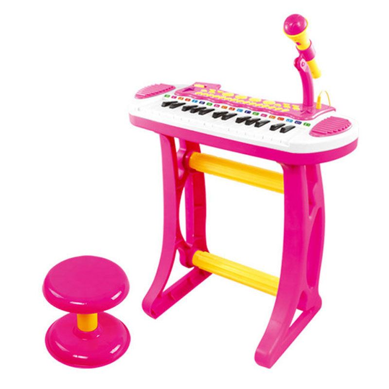 Musical Electronic Piano Instrument Set Educational Toys for Children 3132A