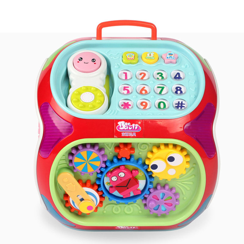 Multifunctional Childhood Learning Musical Toys Educational Toys for Children
