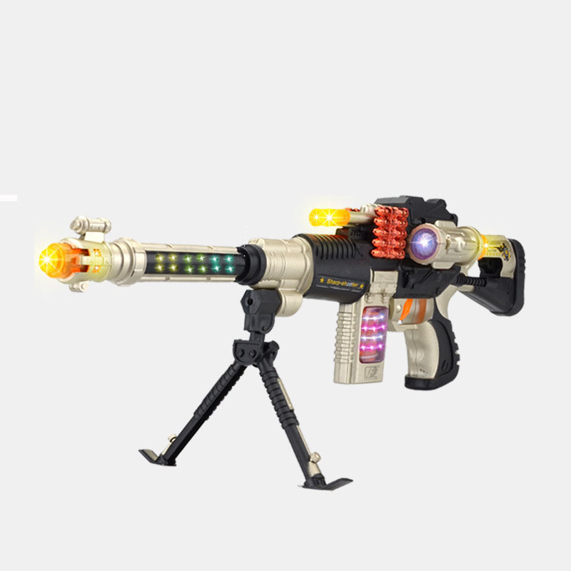 Electric Toy Guns Submachine Gun Sniper Rifle Toys for Children