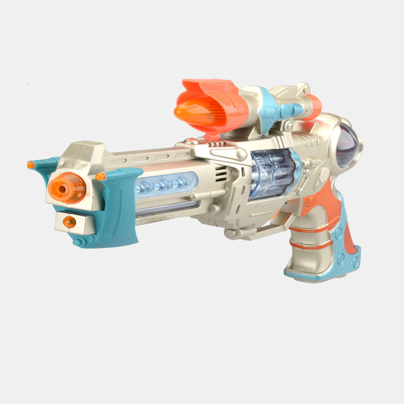 Interstellar Space Warrior Electric Toy Guns Sniper Rifle Toys for Children