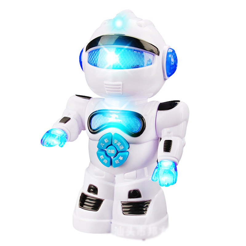 Intelligent Robot Electric Multifunction Machine Educational Toys for Children